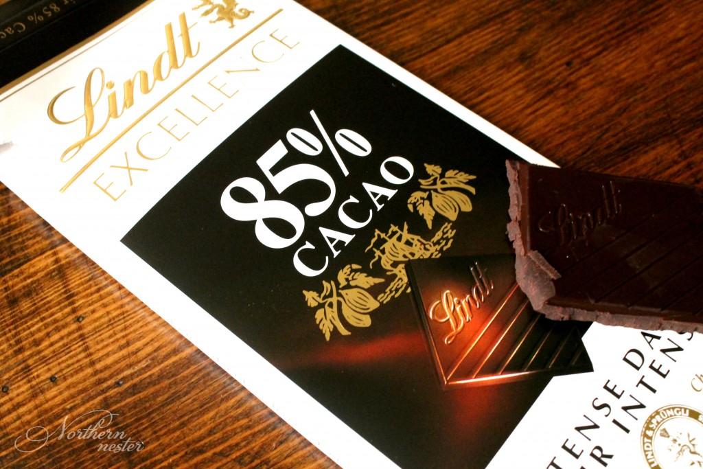 trim healthy mama lindt chocolate