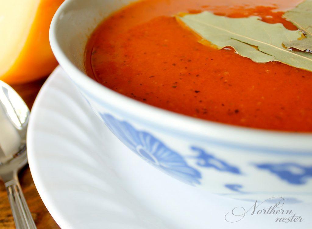 Trim Healthy Mama Tomato Soup