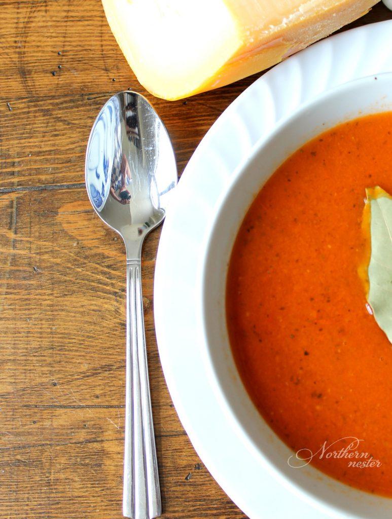 Trim Healthy Mama Tomato tomato soup