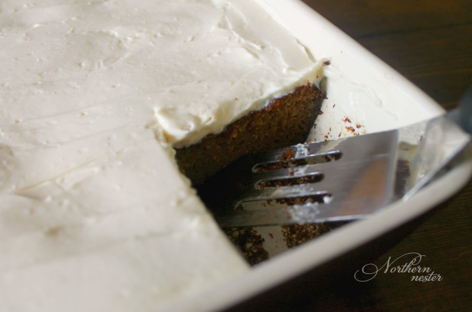 Trim healthy mama pumpkin cake