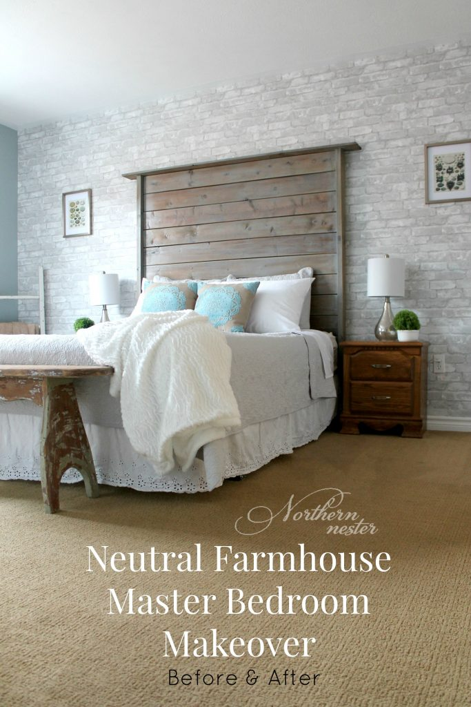 neutral farmhouse master bedroom redo 2