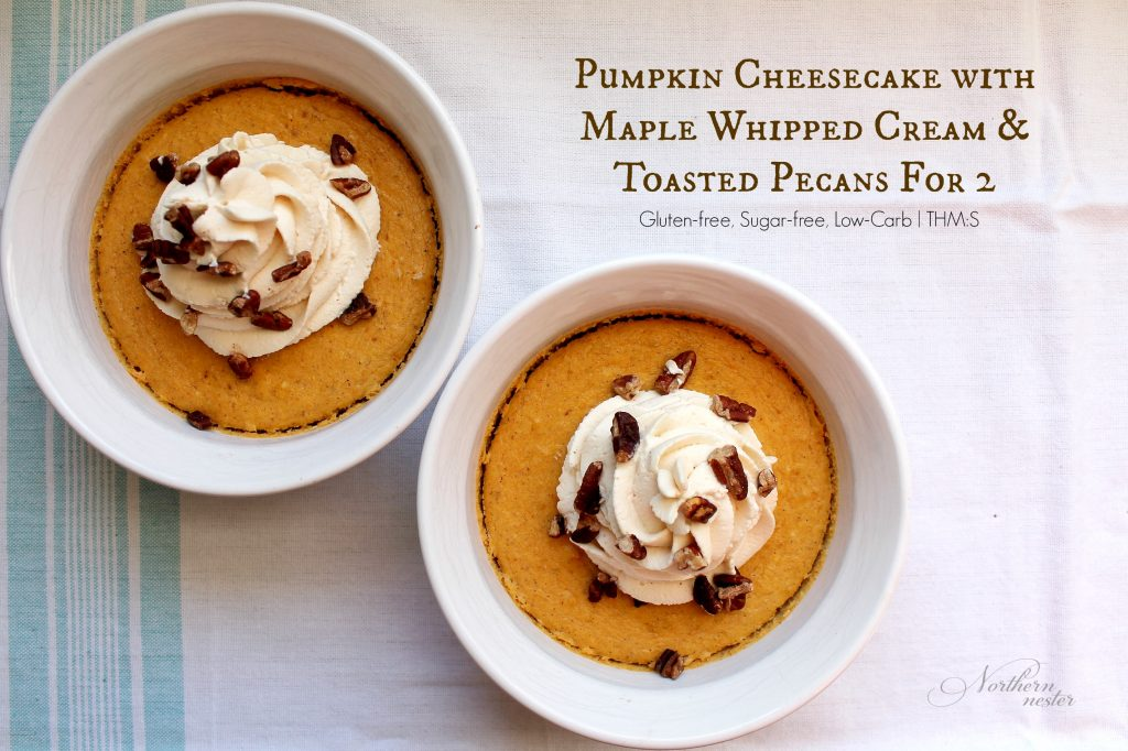 pumpkin-cheesecake-for-2-thm