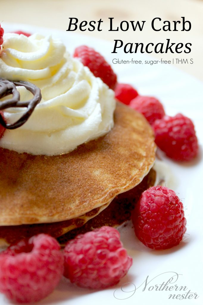 best-low-carb-pancakes-thm