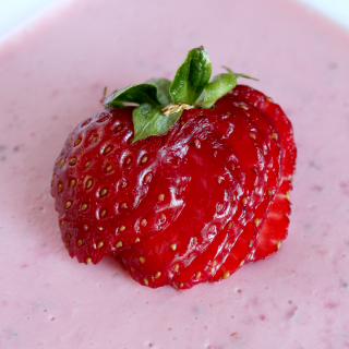 Strawberry Mousse | THM: FP