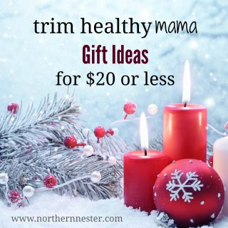 Trim Healthy Mama Gift Ideas For $20 Or Less