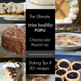 The Ultimate Trim Healthy Mama Cheesecake Round-Up
