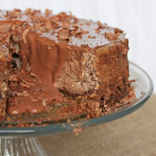 Chocolate Cappuccino Cheesecake   THM: S