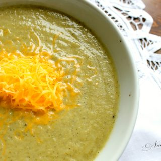 Cream of Broccoli Soup | THM: S