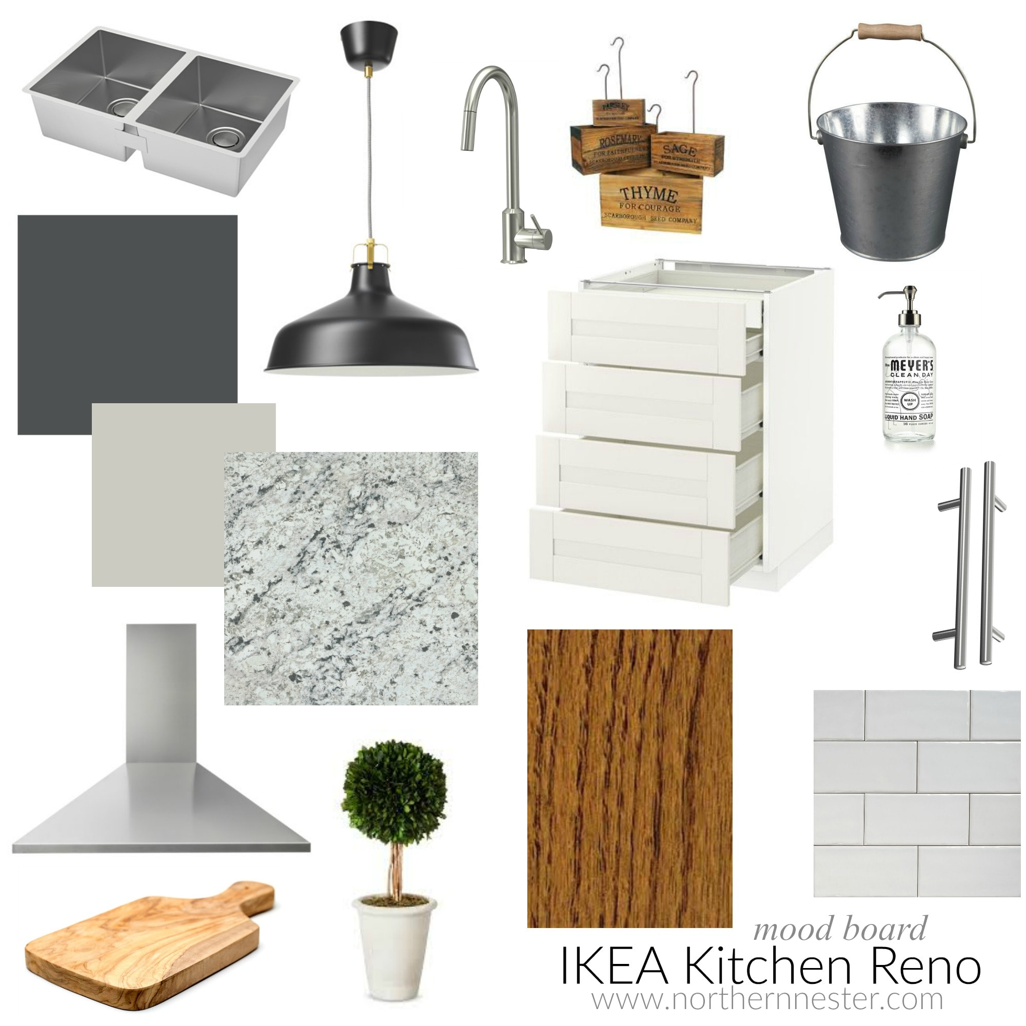 Ikea Kitchen Renovation Part 1 The Design Process Northern Nester