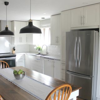 IKEA Kitchen Reno: Before & After!