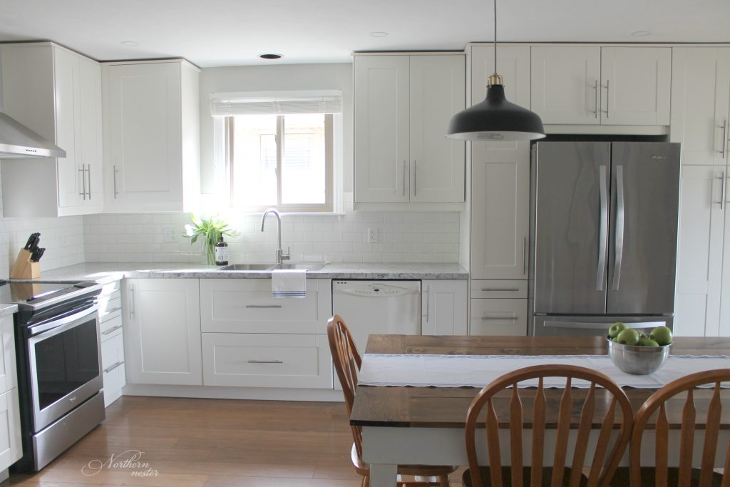 ikea kitchen renovation part 2 ordering delivery northern nester