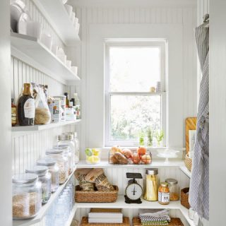 Organizing A Trim Healthy Mama Kitchen