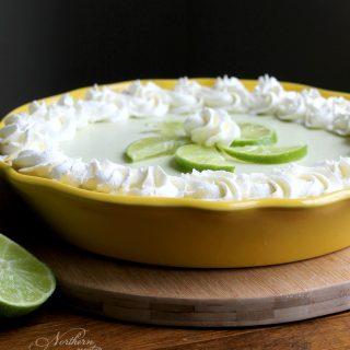 Low Carb Key Lime Pie | THM: S