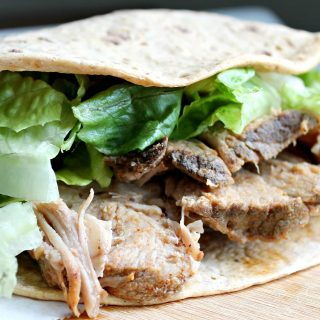 Slow-Cooker Roasted Pork | THM: S