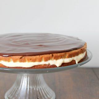 Boston Cream Pie   THM: S