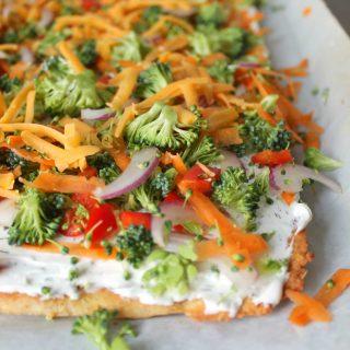 Veggie Pizza | THM: S