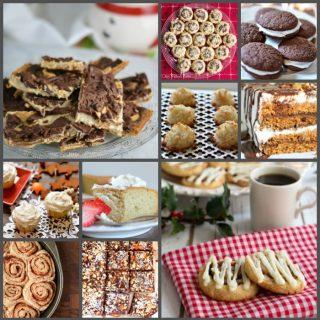 Trim Healthy Mama Christmas Baking