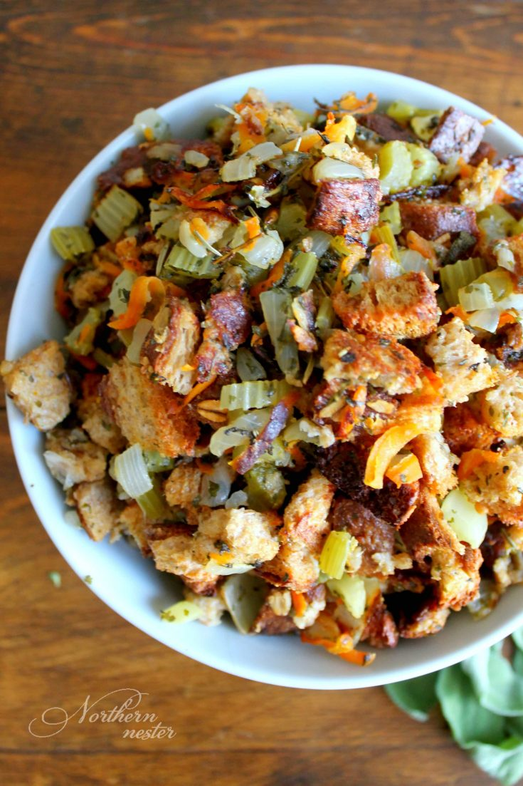 Trim Healthy Mama-friendly Stuffing