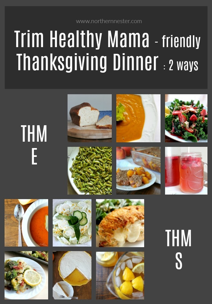 S Or E For You This Thanksgiving Will Enjoy A Crossover Either Way Trim Healthy Mama Makes It Easy To Feast On Food That Do Your