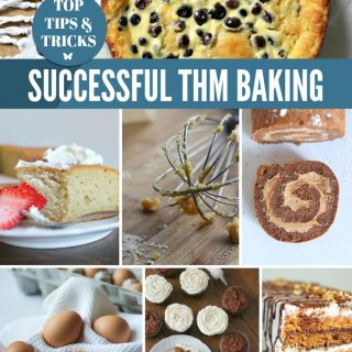 Top Tips And Tricks For Successful Trim Healthy Mama Baking