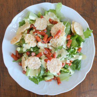 Unwich Salad | THM S or FP
