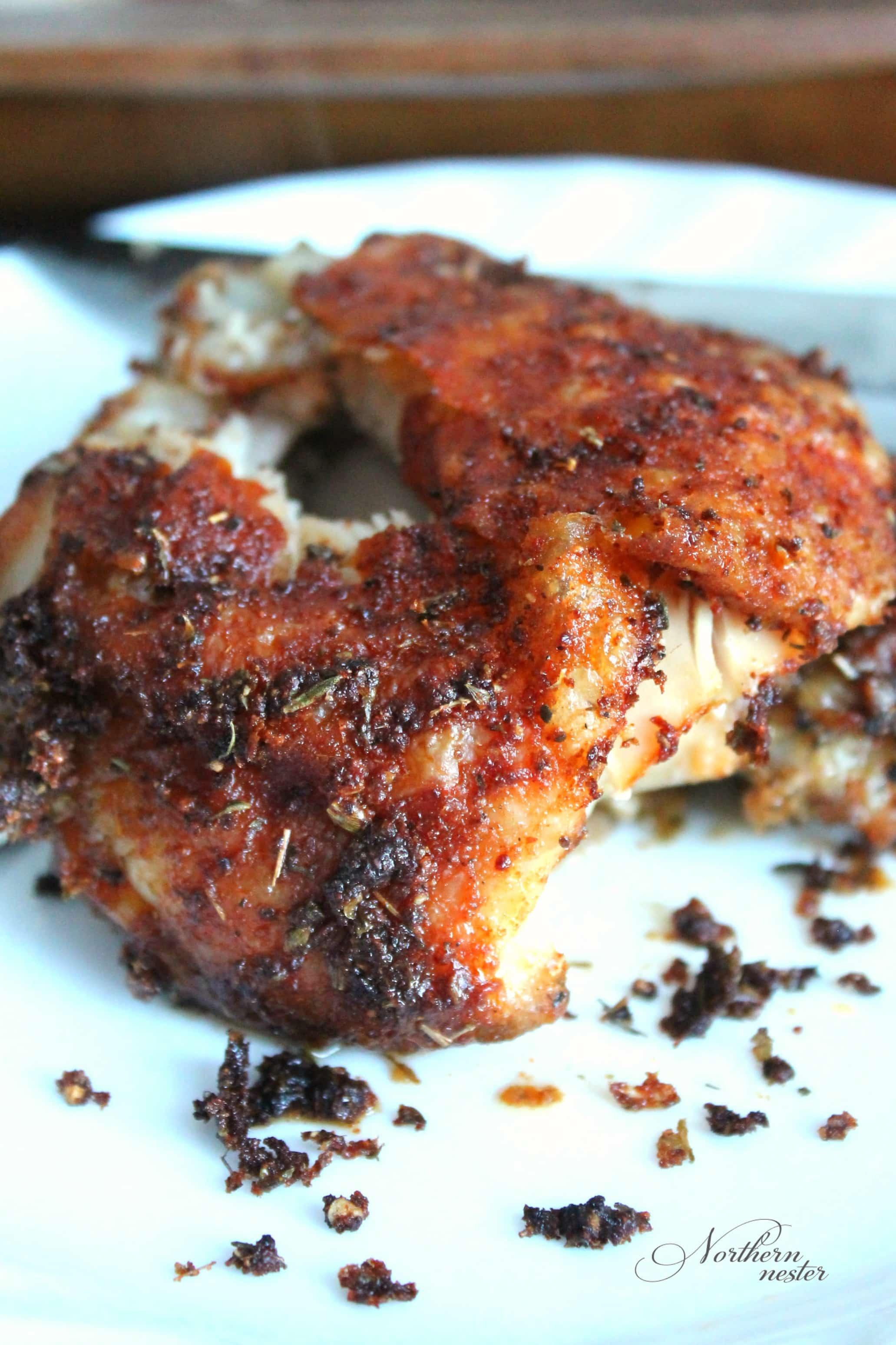 Plum Good Chicken Thighs