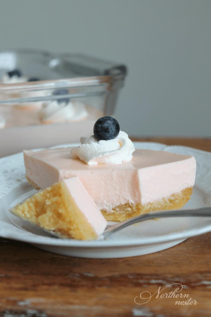 Orange Creamsicle Dessert | THM: S
