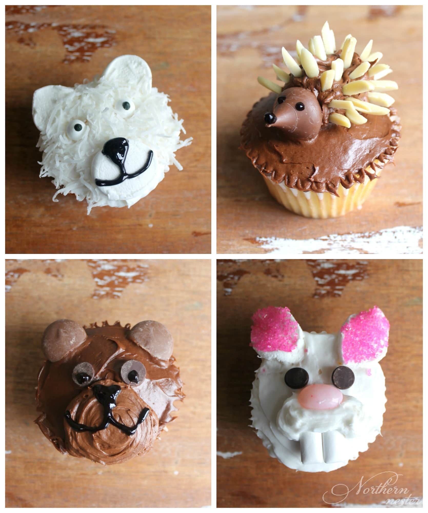 Easy Cupcake Decorating Ideas For Kids Northern Nester