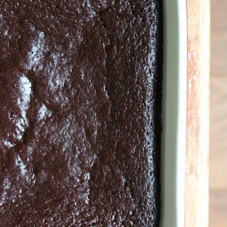 Double Chocolate Brownies | THM: S