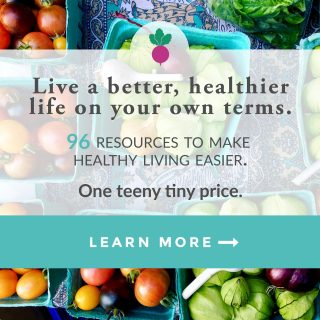 The Ultimate Healthy Living Bundle: A Healthy Mama's Most Valuable Asset