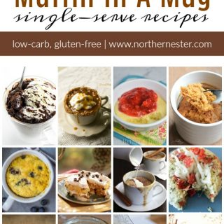 22 Trim Healthy Mama Muffin In A Mug Recipes