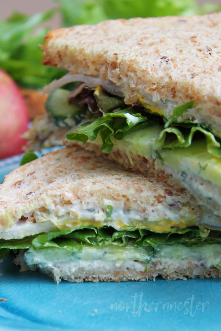 Chicken Ranch Sandwich | THM: E