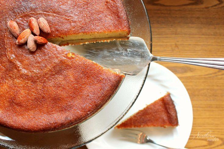 Gluten-free, Sugar-free 'Boterkoek' | THM: S