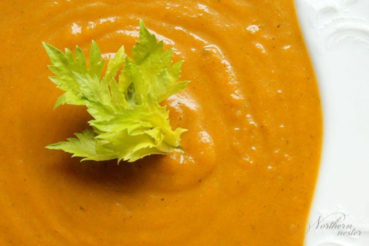 Butternut Squash Soup | THM: E
