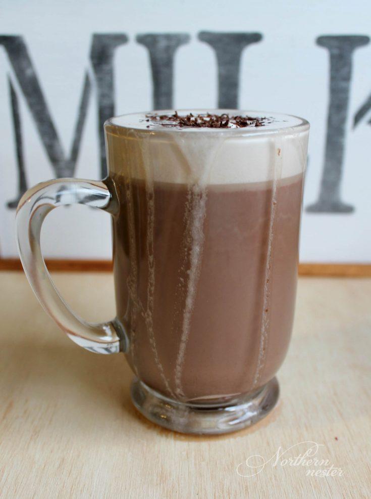 Decadent Hot Chocolate | THM: S