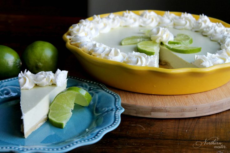 Low Carb Key Lime Pie | THM: S