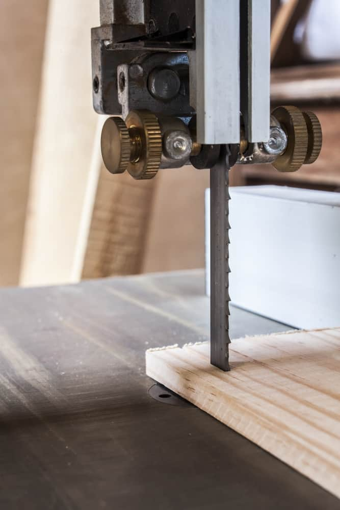 how can you make your band saw blade last longer