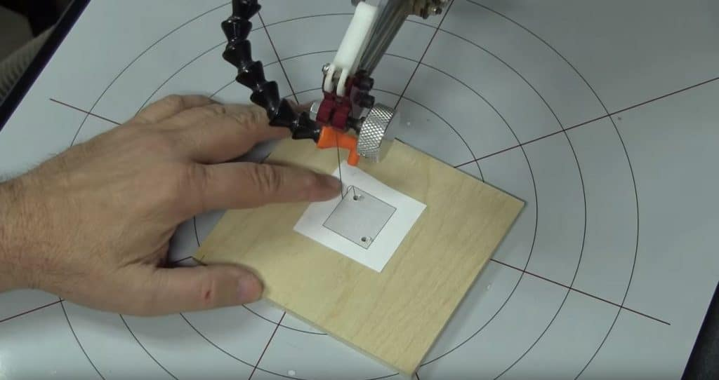 how to correct my scroll saw