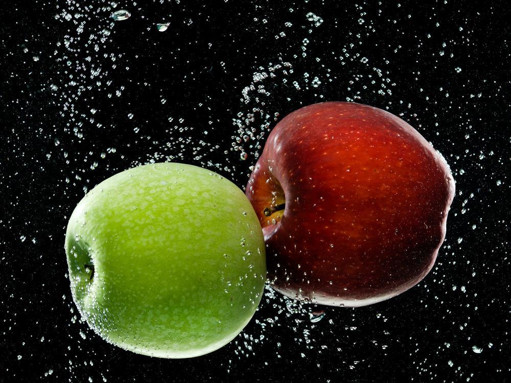 best way to preserve apples