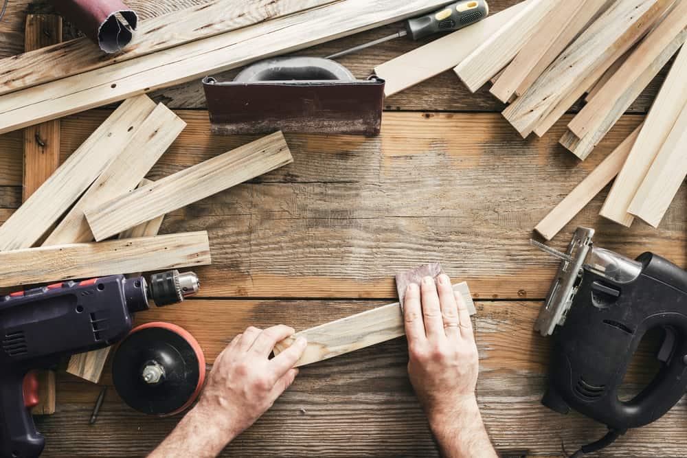 choosing contrast wood