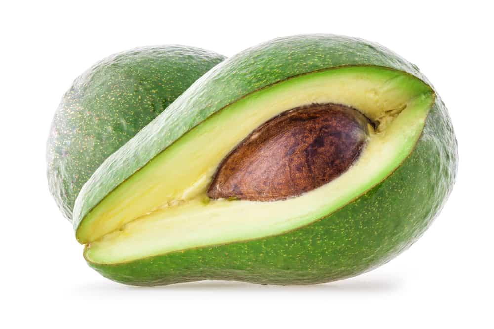 freezing whole avocado
