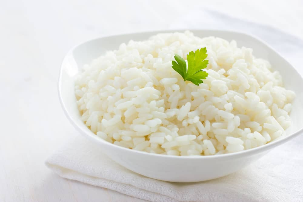 how to best preserve cooked rice