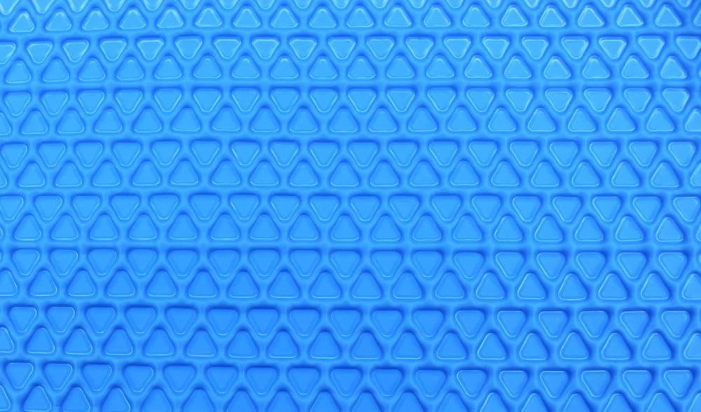 transfer a design to the EVA foam