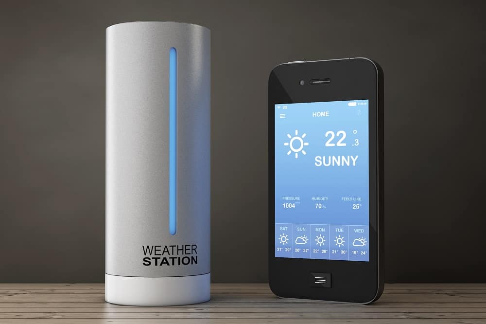 BEST HOME WEATHER STATION