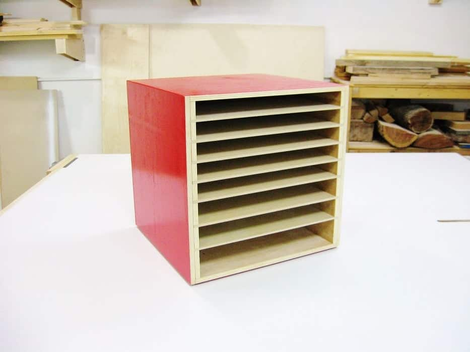 Bandsaw Blade Storage Box