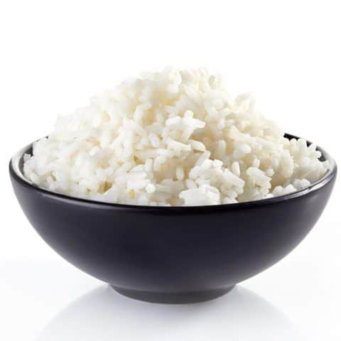 can you freeze cooked rice