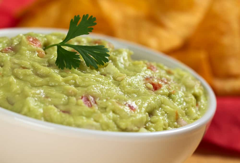 how to defrost guacamole