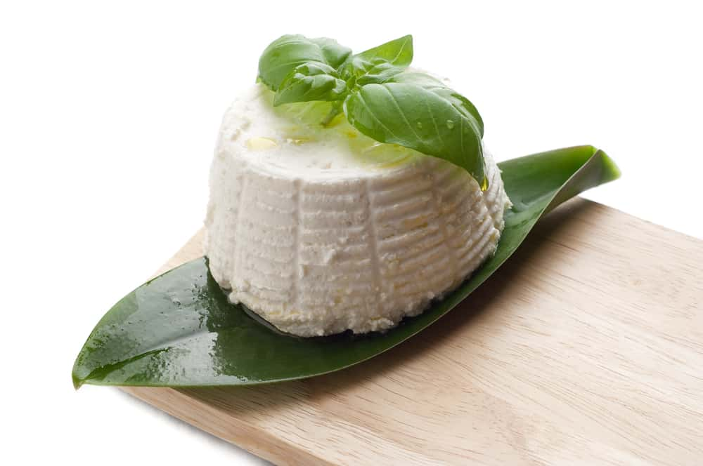 ways to store ricotta cheese