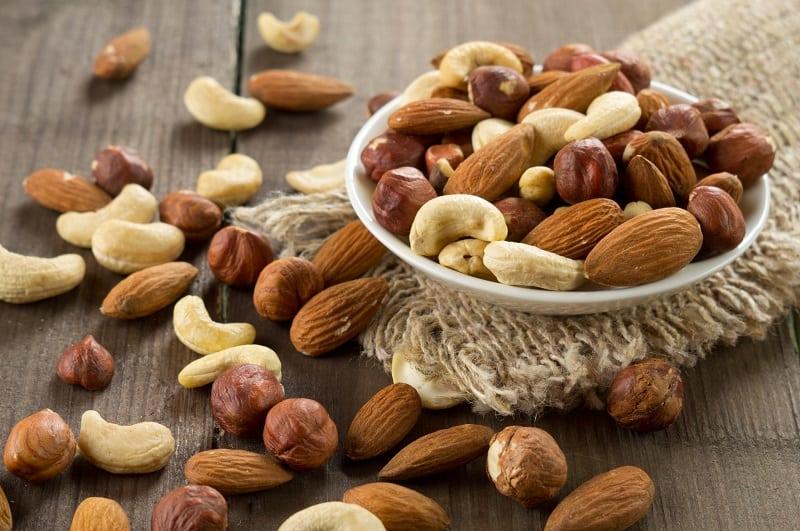 popular nuts