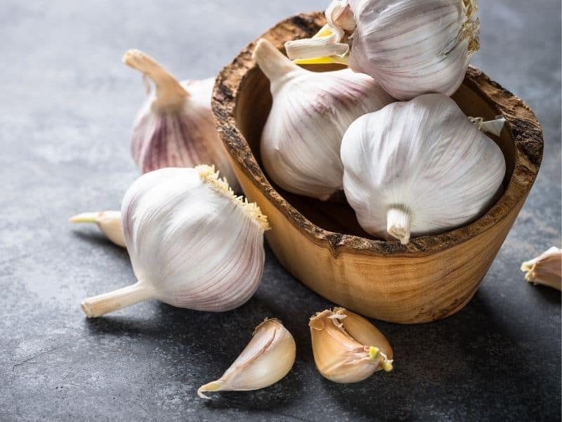 ways on how to store garlic